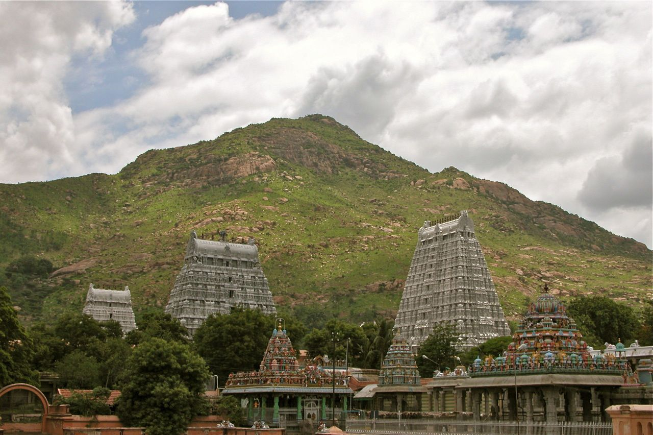 Thiruvanamalai – Enroute to Pondicherry