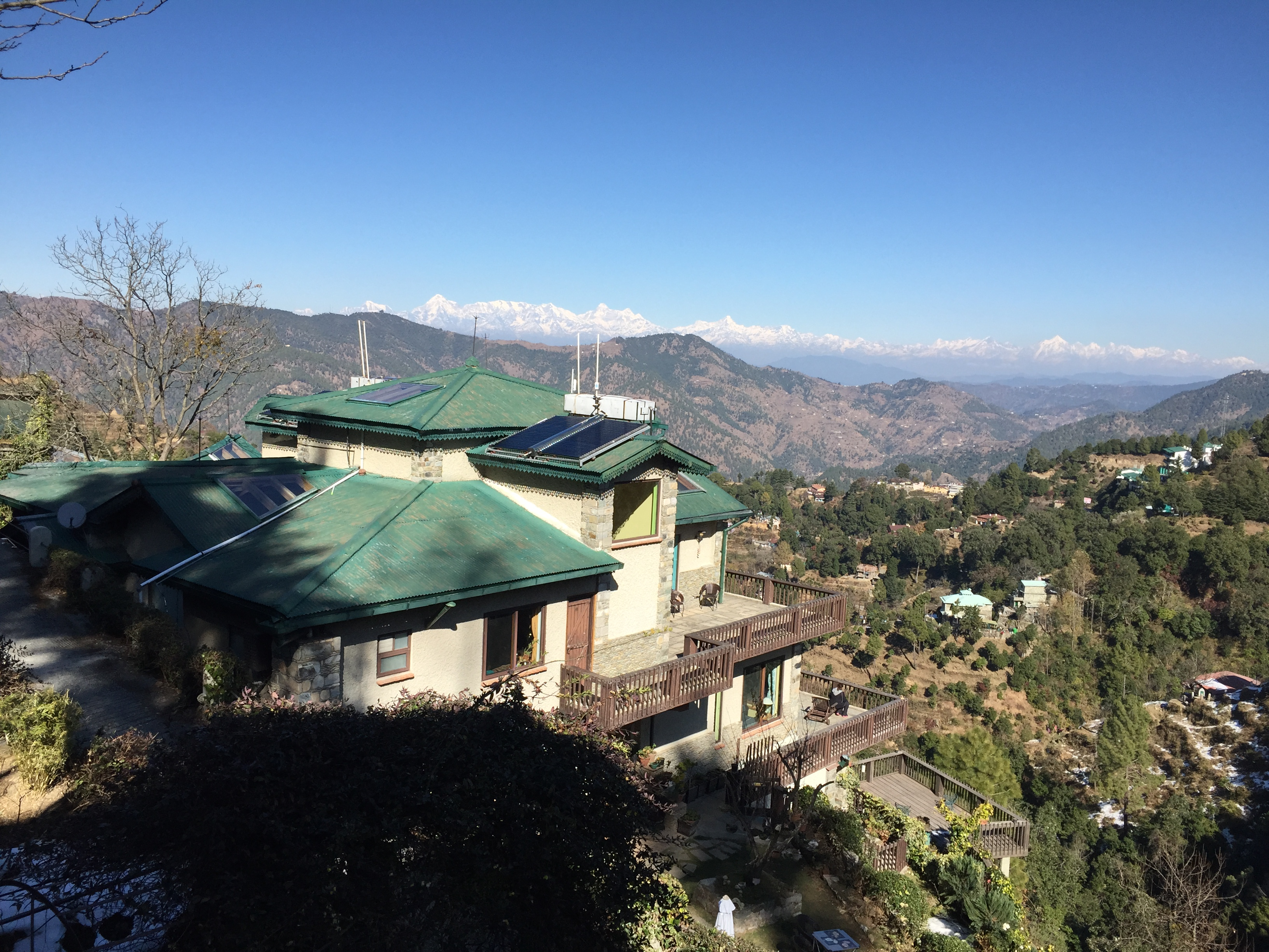 Himalayan Soulitude in December