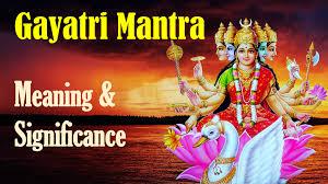 Introduction & Meaning – Gayatri Mantra