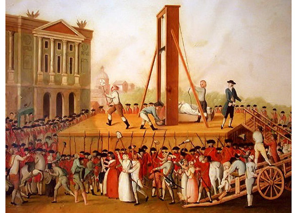 The French Revolution – Explained with a few Questions