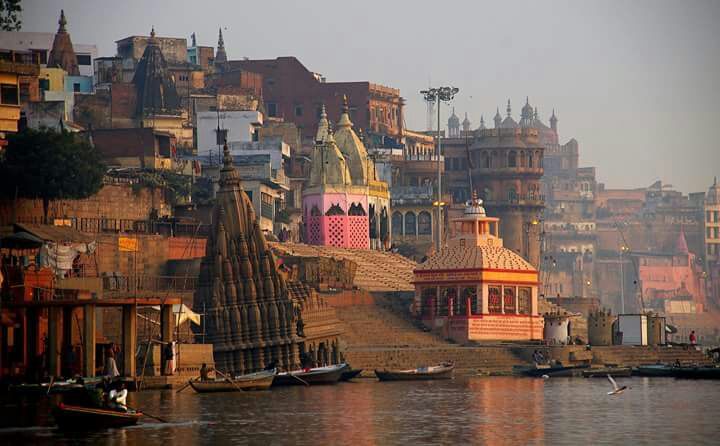 Benares & Sarnath in 48 Hrs