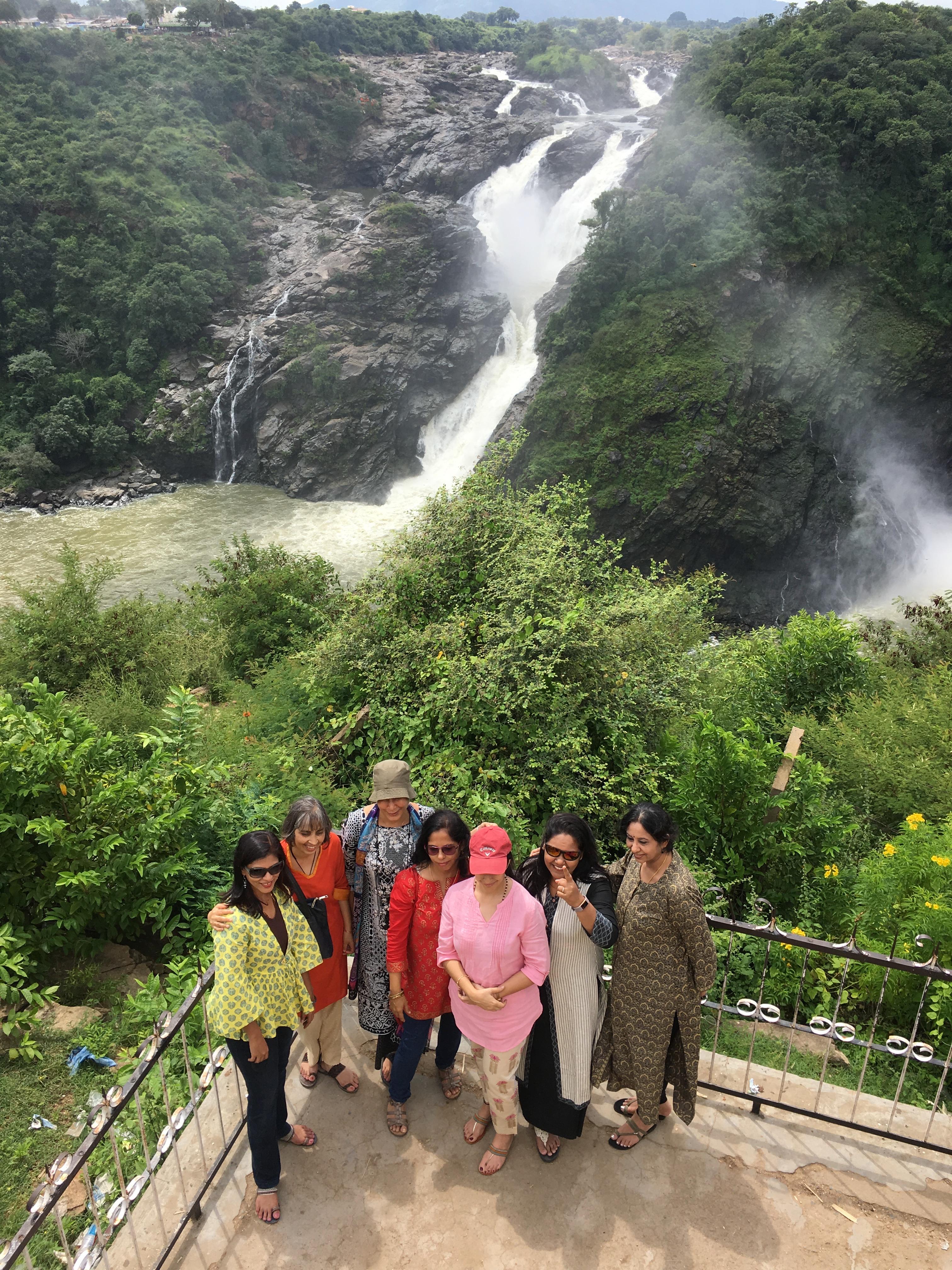 Shivanasamudra ,Talakad, Somnathpura : Day Trips in Bangalore 7.30AM – 3.30PM (Trip 12)