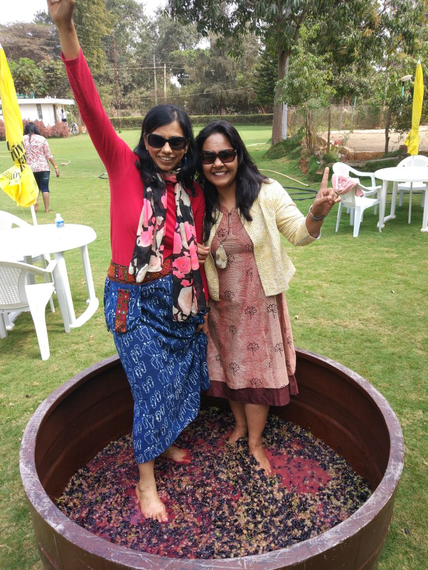 Grover Zampa Vineyards : Day Trips in Bangalore 7.30AM – 3.30PM (Trip 15)