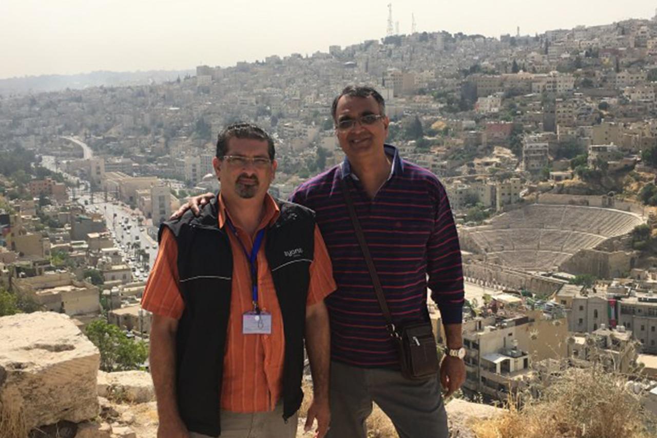 A week in fascinating Jordan