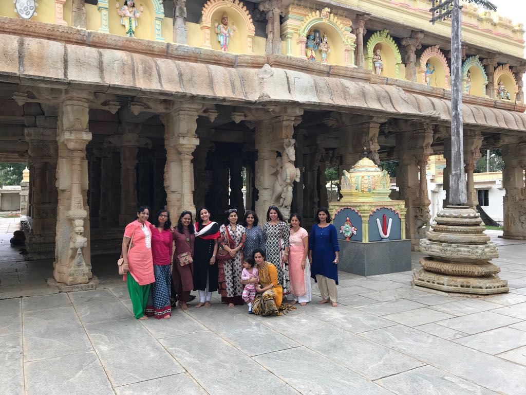 Day Trip 19 – Rangasthala, An ancient Vishnu temple at Chikkaballapur near Bangalore