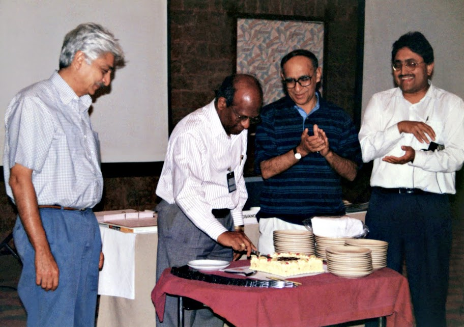 From Technology Outsourcing to Social Entrepreneurship – The journey of Dr Sridhar Mitta