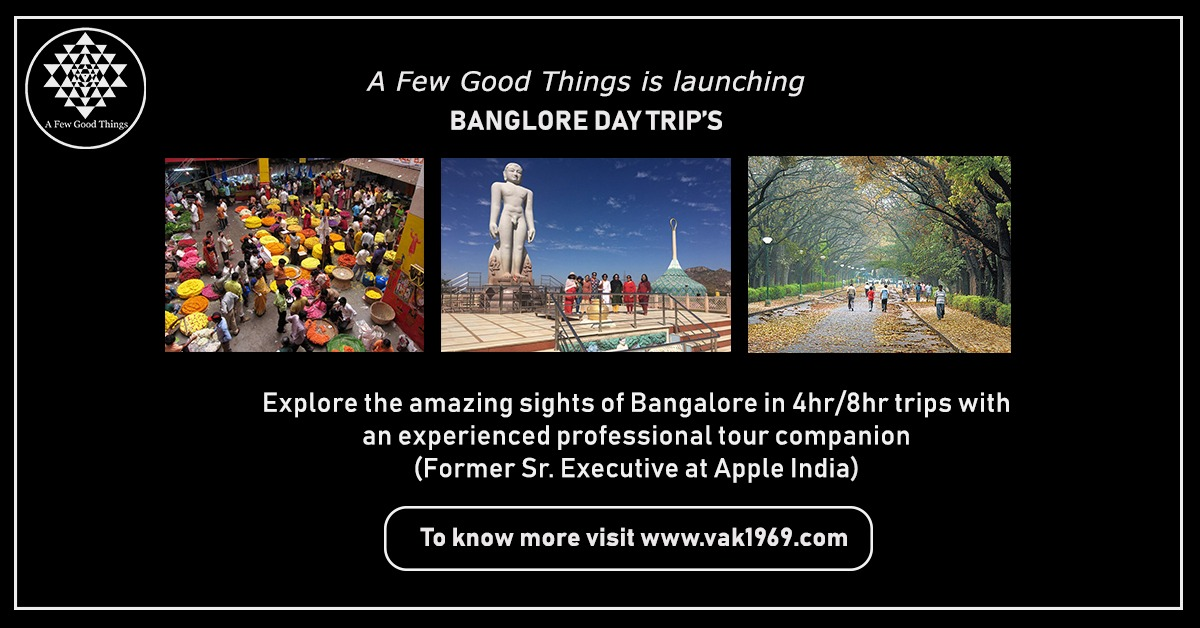 Bangalore Day Trips – A Cultural Immersion