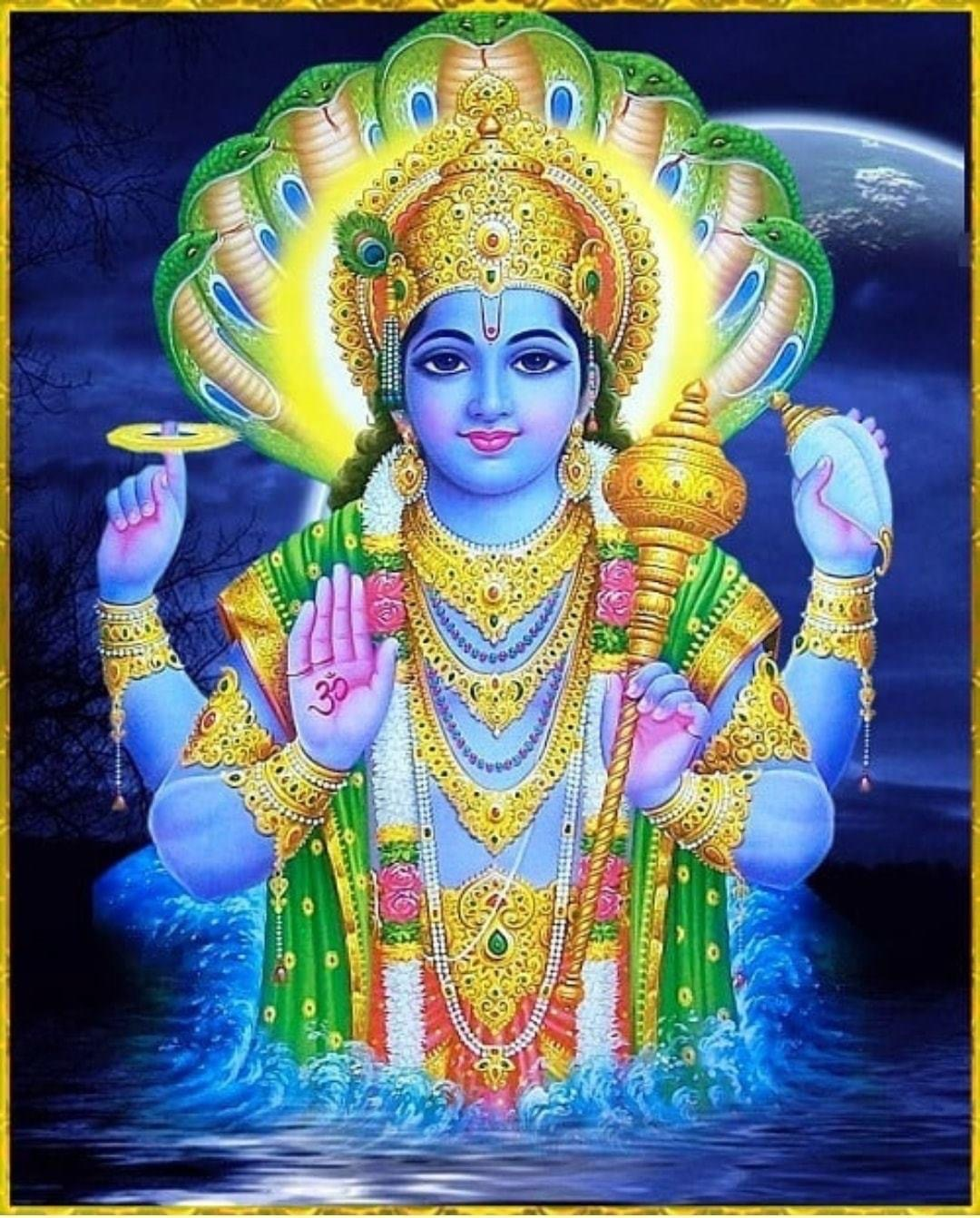 Vishnu Sahasranamam – Context, Learning, Benefits